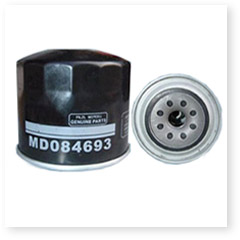 oil filter of car parts